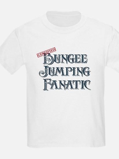 Bungee Jumping Fanatic T-Shirt