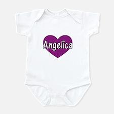 Angelica Infant Bodysuit