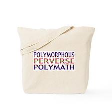 Polymorphous Perverse Polymath Tote Bag