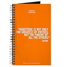 Project Gratitude Journal