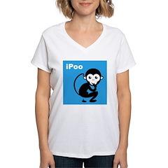 iPoo Monkey Shirt