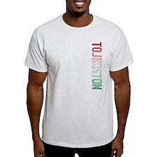 Tojikiston Stamp T-Shirt