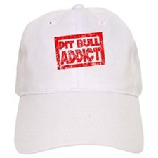 Pit Bull ADDICT Baseball Cap