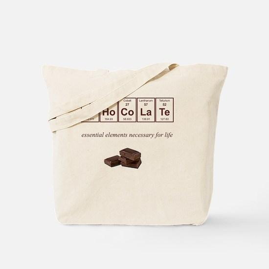 Cute Chocolate Tote Bag