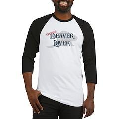 Beaver Lover Baseball Jersey