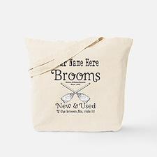 New & used Brooms Tote Bag
