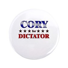 """CORY for dictator 3.5"""" Button"""