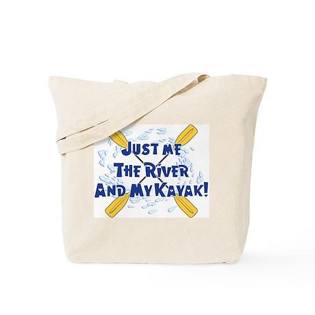 Kayak Tote Bag