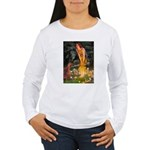 Fairies / Irish S Women's Long Sleeve T-Shirt