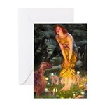 Fairies / Irish S Greeting Card