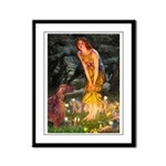 Fairies / Irish S Framed Panel Print