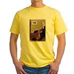 Whistler's / Irish S Yellow T-Shirt