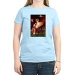 Angel / Irish Setter Women's Light T-Shirt