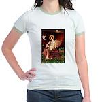 Angel / Irish Setter Jr. Ringer T-Shirt