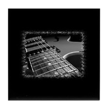Electric Guitar 1 Tile Coaster
