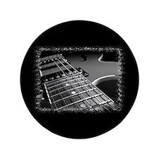 "Electric Guitar 1 3.5"" Button"