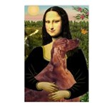 Mona /Irish Setter Postcards (Package of 8)