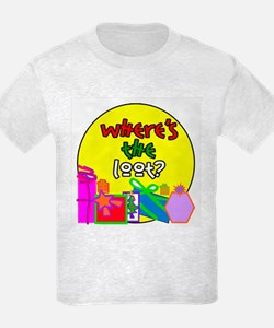 Where's the Loot? T-Shirt