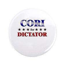 """CORI for dictator 3.5"""" Button"""