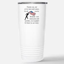Funny Politics government Travel Mug