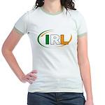 Country Code Ireland Jr. Ringer T-Shirt