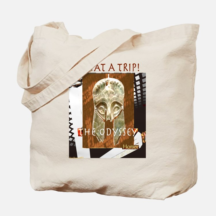 The Odyssey What a Trip Tote Bag