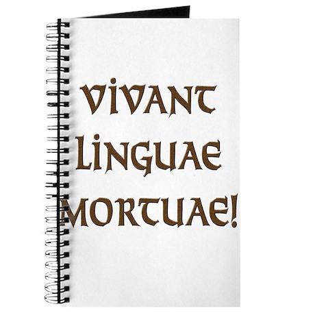 Long Live Dead Languages! Journal