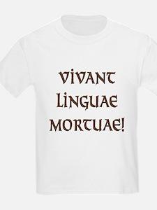 Long Live Dead Languages! T-Shirt