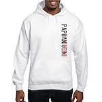 Papuaniugini Stamp Hooded Sweatshirt