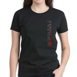 Papuaniugini Stamp Women's Dark T-Shirt