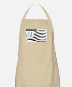 You deserve freedom from fear Apron