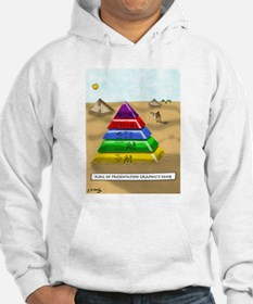 Pyramid Cartoon 9383 Hoodie Sweatshirt