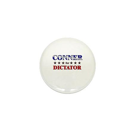 CONNER for dictator Mini Button