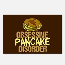 Pancake Obsessed Postcards (Package of 8)