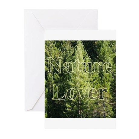 Nature Lover Greeting Cards (Pk of 10)