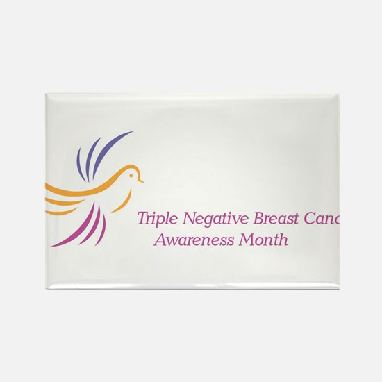 TNBC Awareness Month Magnets
