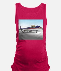 Trump Plane Maternity Tank Top