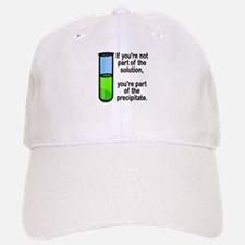 Part of the Solution... Baseball Baseball Cap