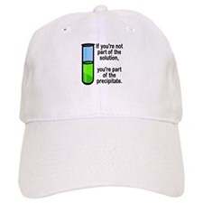 Part of the Solution... Baseball Cap