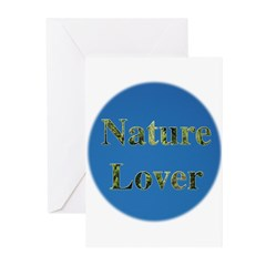 Nature Lover Sky Background Greeting Cards (Pk of