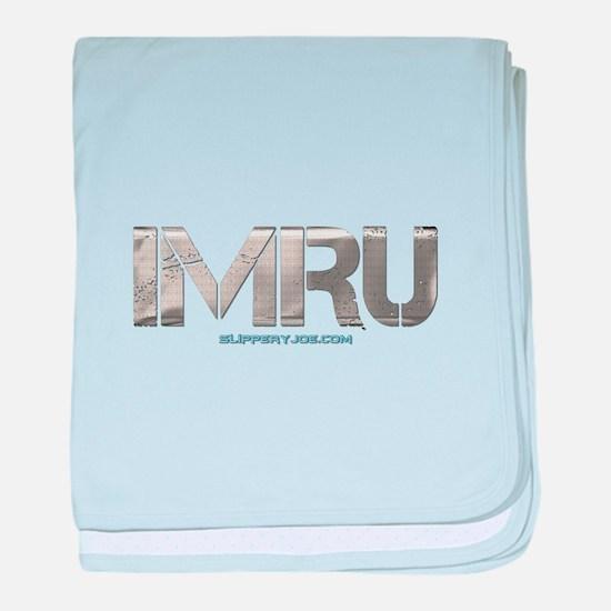 IMRU-1 baby blanket