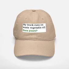 Waste Vegetable Oil Baseball Baseball Cap