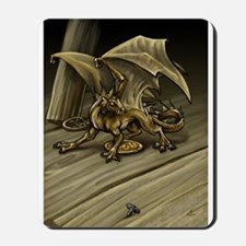 Tavern Dragon Mousepad