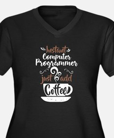 Instant Computer Programmer Just Add Coffee Plus S