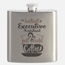 Instant Executive Assistant Just Add Coffee Flask
