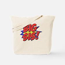 Cute Superhero book Tote Bag