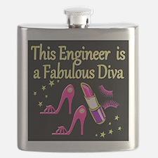 ENGINEER DIVA Flask