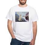 Creation / Ital Spinone White T-Shirt