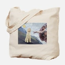 Creation / Ital Spinone Tote Bag