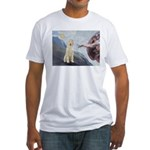 Creation / Ital Spinone Fitted T-Shirt
